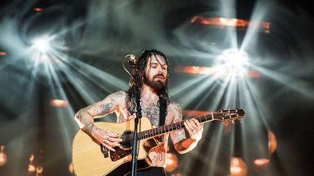 Biffy Clyro headlining at Download Festival 2017. Picture: Ben Gibson/Download