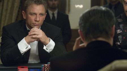 James Bond: Casino Royale (2006). Photo: Outnow.ch/Columbia Pictures