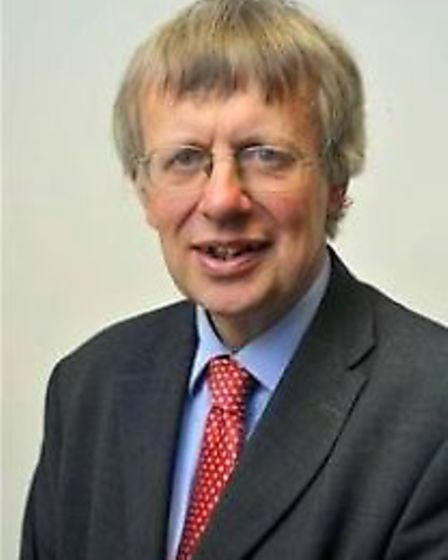 Town and district councillor Phillip Duigan. Picture: Norfolk Conservatives.