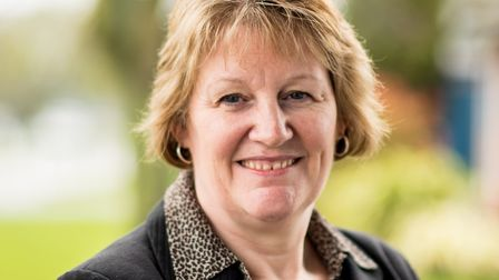 Karen Clements, Norfolk and Suffolk NHS Foundation Trust (NSFT) locality manager for secure services