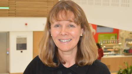 Fiona Robertson, Chief Operating Officer for CRN Eastern. Photo: NIHR
