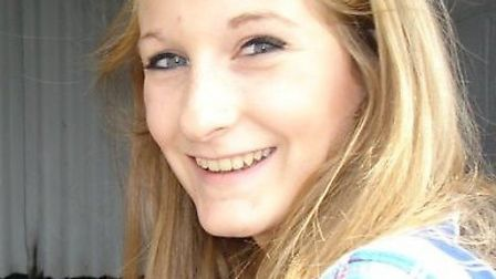 West Anglia College student Lydia Stafford, who died aged 19