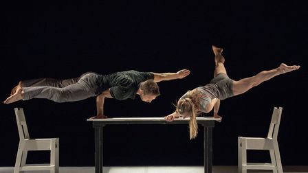 Imbalance is being performed at Norwich Playhouse on September 16 2017. Photo: Moving Productions P