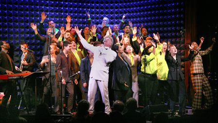 Reverend Billy & the Stop Shopping Choir are performing at Norwich Arts Centre on October 29 2017.