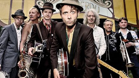The Vagaband will play The Fisher Theatre, Bungay, on Thursday, August 24. Photo: The Vagaband.