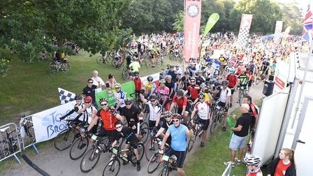 Organisers of the Tour de Broads have issued a survival guide for participants taking part in this y
