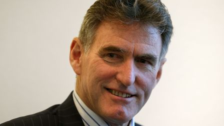 Ross McEwan, chief executive of RBS, who has reportedly warned that victims of bank fraud should not