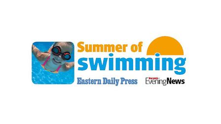 The EDP and Evening News is running a Summer of Swimming campaign. Picture: Archant