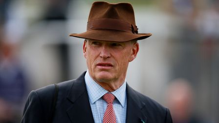 Trainer John Gosden will be looking for success with Orchid Lilly at Yarmouth on Tuesday. Picture: P