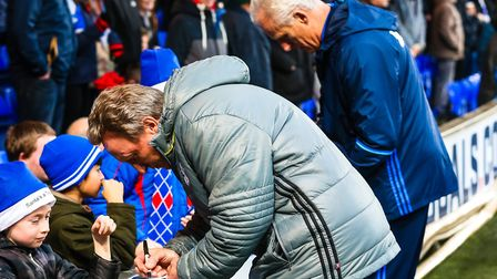 Cardiff City boss Neil Warnock and Ipswich Town chief Mick McCarthy are leading the way in the openi