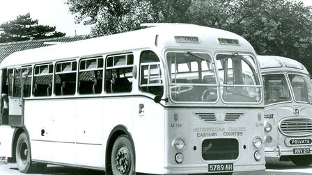 An image of the LS 789 bus when brand new. Picture: ETCS ARCHIVE