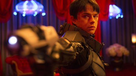 Dane DeHaan stars in Valerian and the City of a Thousand Planets. Picture: Vikram Gounassegarin//TF