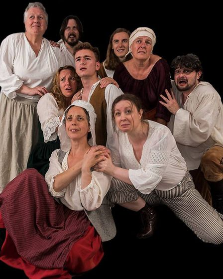 Norwich theatre company Crude Apache will be staging Peter Bellamy's folk-opera The Transports at a