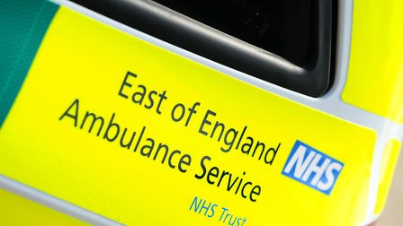 East of England Ambulance Service. Picture: James Bass