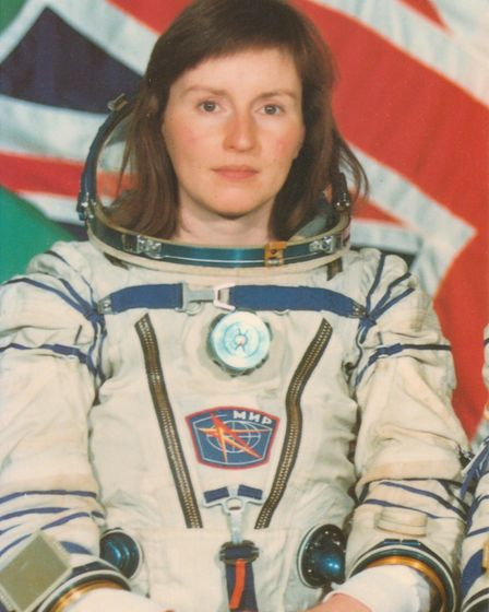 Astronaut Helen Sharman. Pic: Submitted.