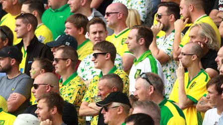 Could Norwich City fans be louder at Carrow Road? Picture: Paul Chesterton/Focus Images