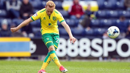 Alex Pritchard will miss the start of the season with an ankle injury. Picture: Paul Chesterton/Focu
