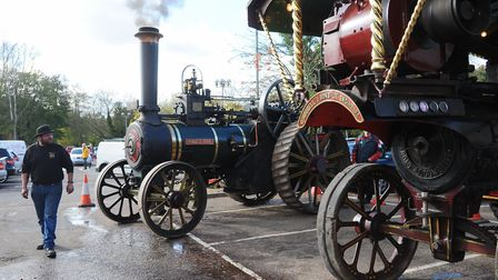 An open day at the Charles Burrell museum in Thetford. Picture Sonya Duncan