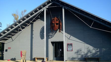 Find out about Anglo-Saxon history at Sutton Hoo. Picture Alison Connors.