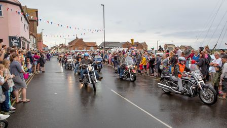 Wells Carnival, Saturday 5th August. Picture: Lee Blanchflower