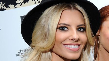Mollie King has been announced as the first celebrity for Strictly Come Dancing 2017. Picture PA Wir