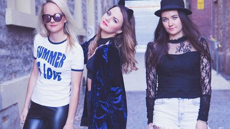 Australia's Germein Sisters will be supporting Little Mix in Norwich this September. Photo: Hayley J