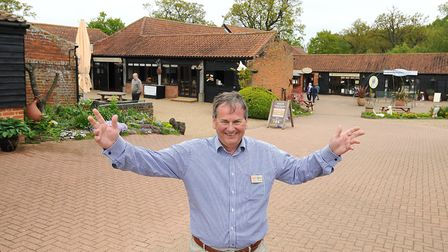 Wroxham Barns owner Ian Russell. Picture: Antony Kelly