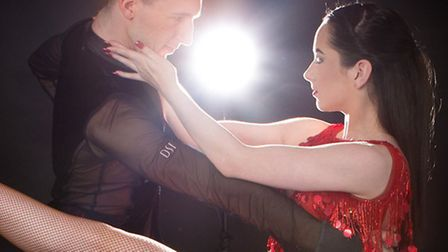Strictly Theatre Company's new dance spectacular Backlash Ballroom is coming to Diss Corn Hall and L