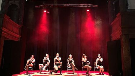 A Night at the Musicals sees Strictly Theatre Company return to St George's Theatre, Great Yarmouth,