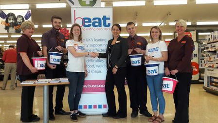 A supermarket in Thorpe St Andrew is to raise money for a eating disorder charity this year. Photo: