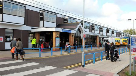 The James Paget University Hospital at Gorleston reported four breaches to the Information Commissio