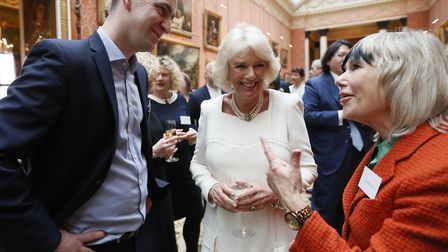 James says it is pointless arguing about whether Camilla should be our future queen: What do you thi