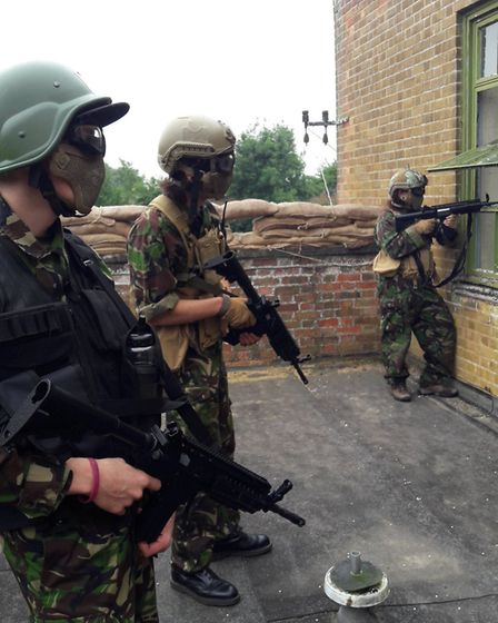 There are three further residentials planned in 2017. Photo: Airsoft