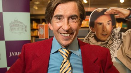 Alan Partridge is returning to the BBC . Picture: Mustard TV.