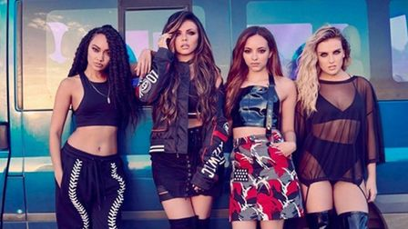 Little Mix will be coming to Norwich as part of their Summer Shout Out. Photo courtey of Rhodes Medi