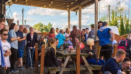 Crowds enjoyed a feast of local musical talent. Picture: Charlie Ketchen Photography