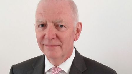 Peter Sharkey. 'The main problem the millennial generation faces is getting on the property ladder,