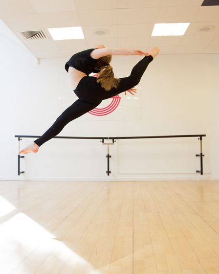 The Garage, in Norwich, runs a GCSE dance course. Photo: supplied by The Garage