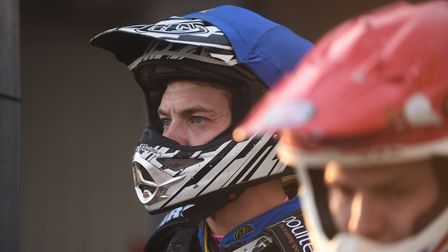 Thomas Jorgensen heads to Manchester for the Premiership Riders' Championship. Picture: Ian Burt
