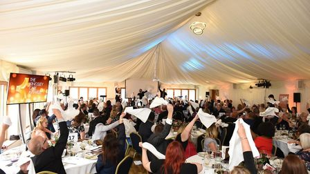 The annual Kingsley Healthcare Care Awards. Picture: Sam Markwell.