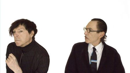 Sparks � aka Ron and Russell Mael � who have influenced everyone from Morrissey to Franz Ferdinand,