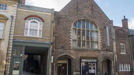St. Georges Guildhall in Kings Lynn is the largest and oldest guildhall in England. Picture: Matth
