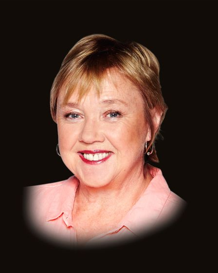 The Pauline Quirke Academy of Performing Arts is opening an academy in Norwich. Pictured is Pauline