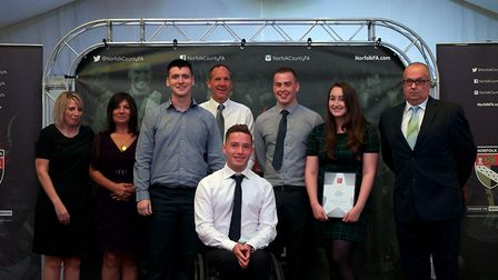 Best Inclusive Project - Providence Street Football Group. Picture: Chris Pegs Hampton