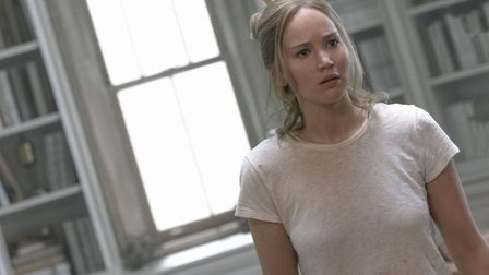 Jennifer Lawrence as Mother in Darren Aronofsky's mother! Photo: Paramount Pictures/Niko Tavernise