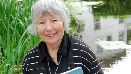 EDP 2 feature of author, Ann Thwaite who has compiled a family history book. Photo: Nick Butcher