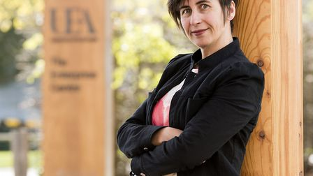 Dr Gill Seyfang, an academic at the University of East Anglia. Picture: David Guttridge