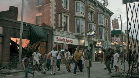 Violence on the streets of Detroit in Kathryn Bigelow's thriller. Photo: Entertainment One/Francois