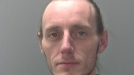 Kevin Tunmore. who is wanted by police after an armed robbery. Pic: Norfolk Constabulary.