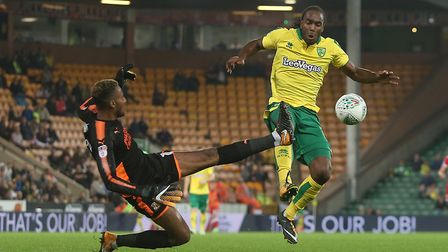 Cameron Jerome is being linked with a move to Derby County. Picture: Paul Chesterton/Focus Images